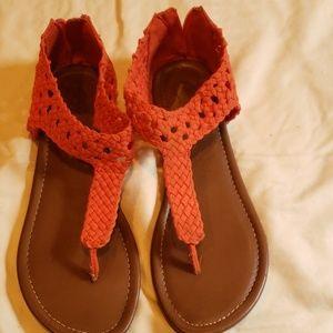 Candies sandals 8 1/2